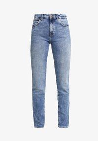 Wrangler - BODY BESPOKE - Straight leg -farkut - water blue - 4