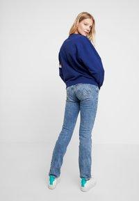 Wrangler - BODY BESPOKE - Straight leg -farkut - water blue - 2