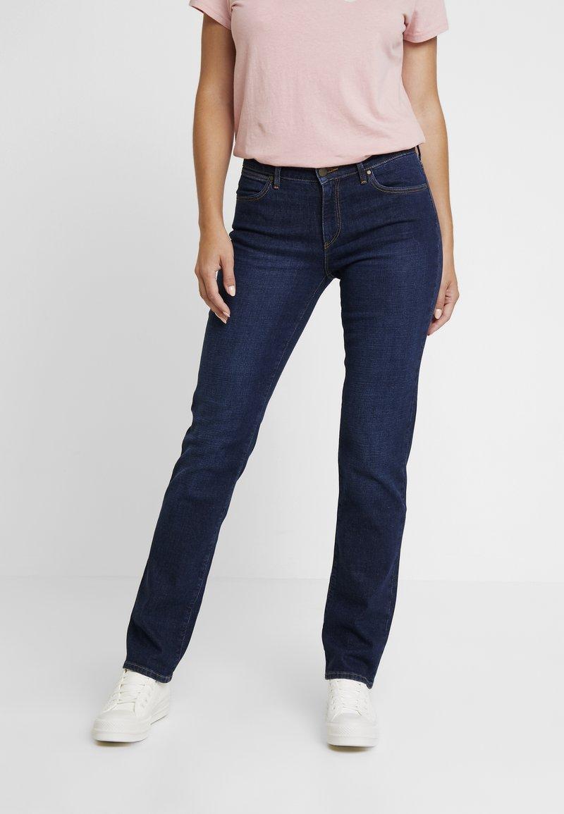 Wrangler - BODY BESPOKE - Straight leg jeans - night blue