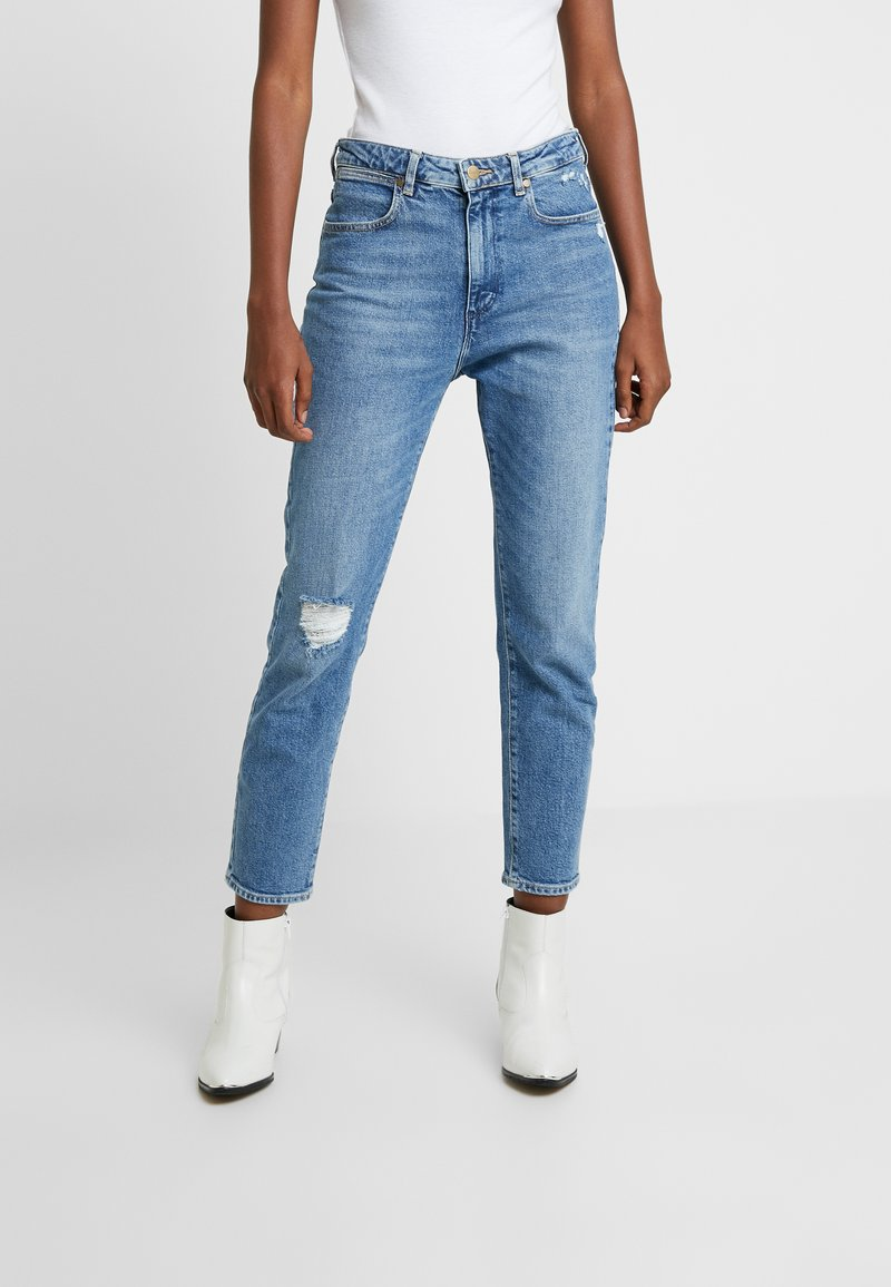 Wrangler - BOYFRIEND - Relaxed fit jeans - vintage noise