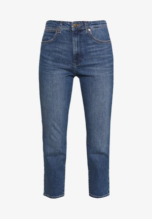 BOYFRIEND - Relaxed fit jeans - blue denim