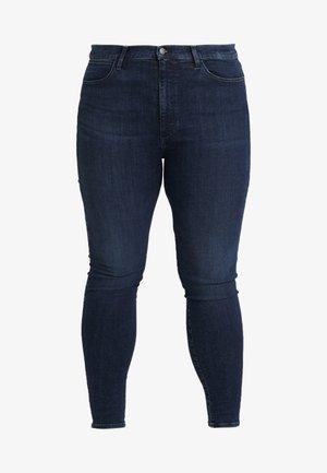 PLUS - Jeans Skinny Fit - stretch dark