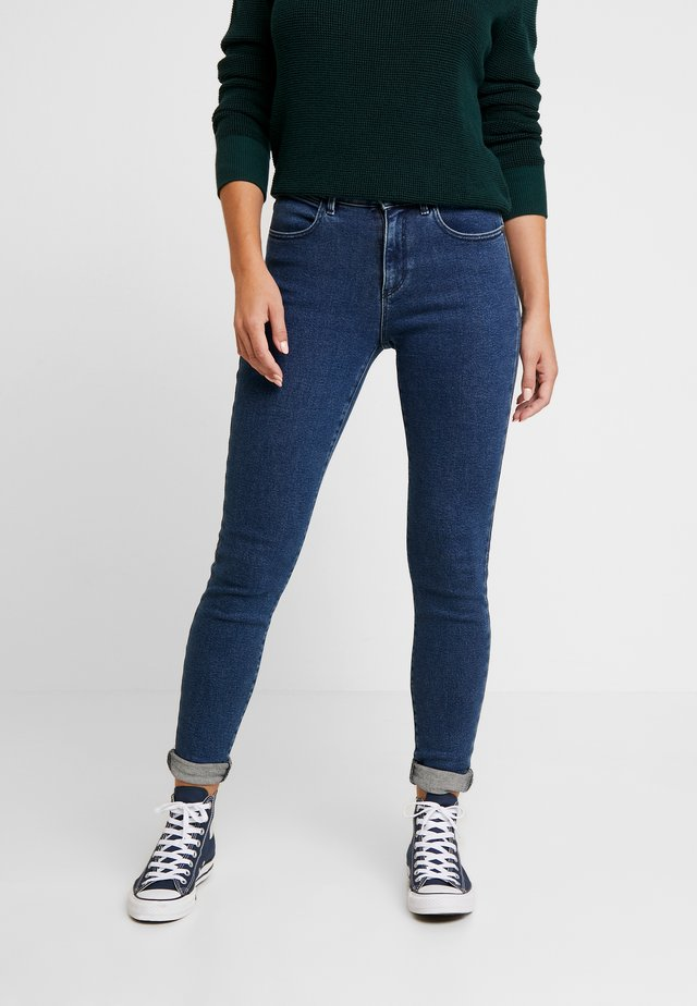 HIGH RISE - Jeansy Skinny Fit - noise