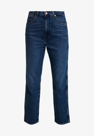 THE RETRO - Relaxed fit jeans - authentic dark