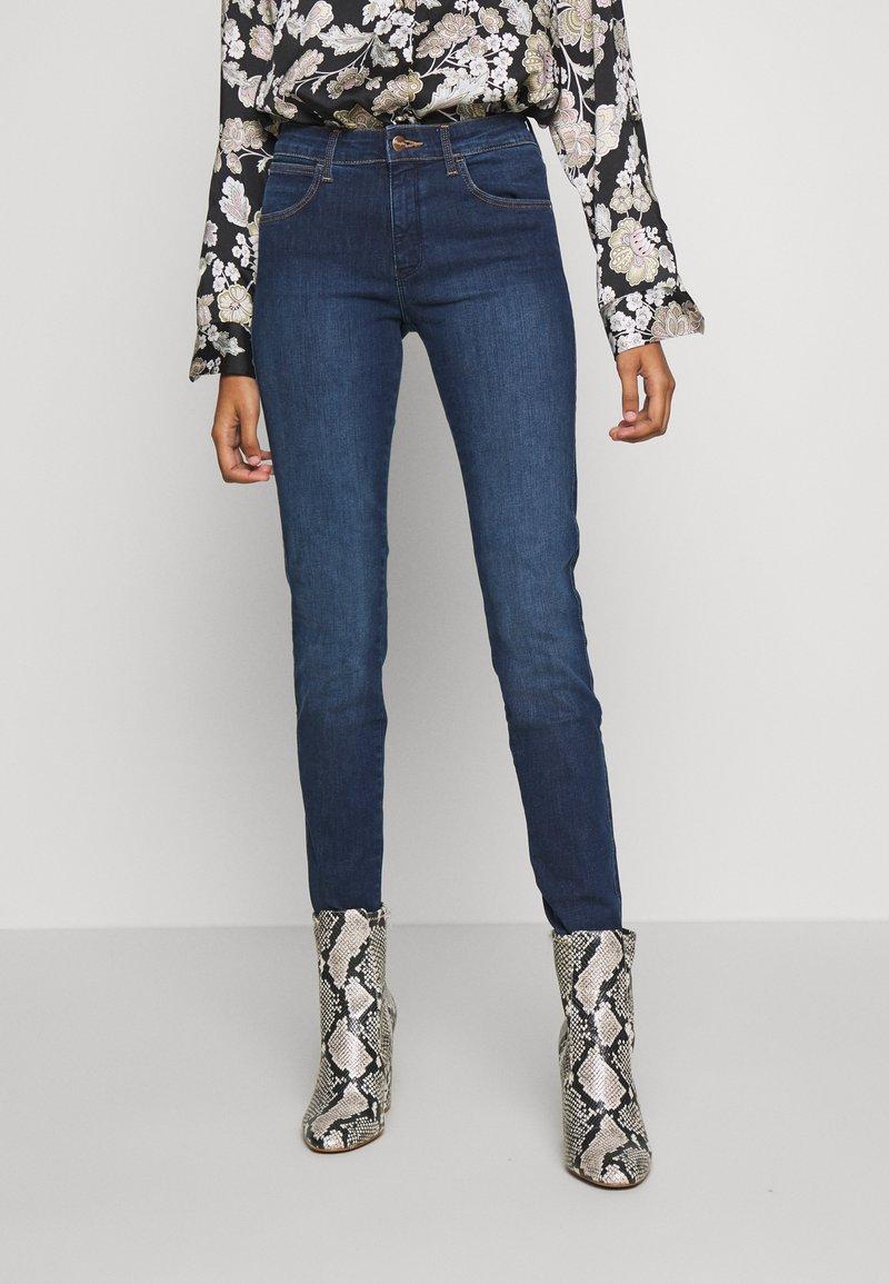 Wrangler - Jeans Skinny Fit - true dark