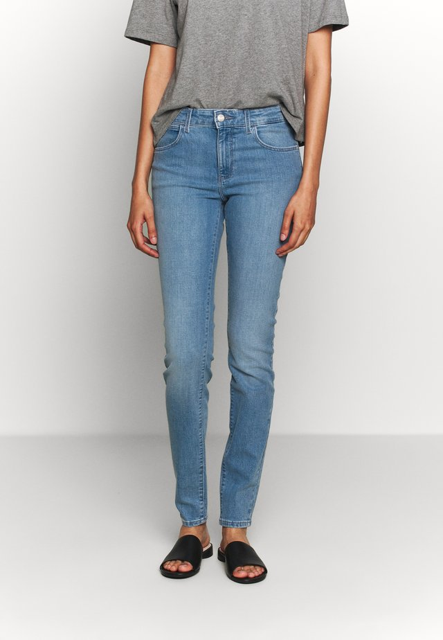 Jeansy Skinny Fit - light charm
