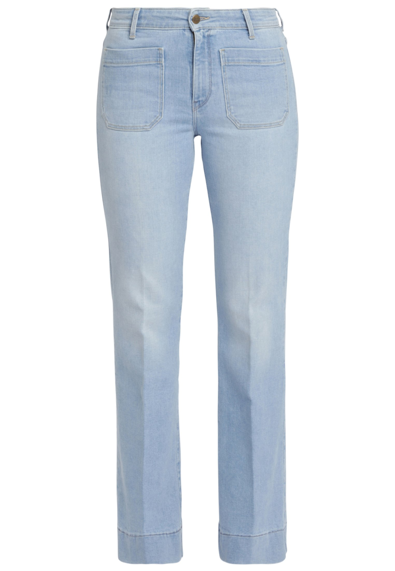 Wrangler Flared Jeans - Authentic Dark