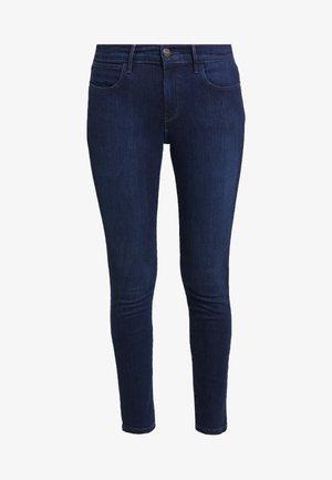 HIGH RISE - Skinny džíny - blue