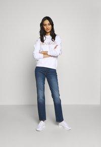 Wrangler - Jeans a sigaretta - pixi blue - 1