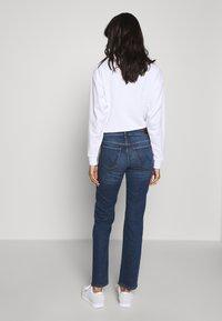 Wrangler - Jeans a sigaretta - pixi blue - 2