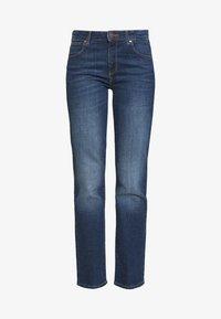 Wrangler - Jeans a sigaretta - pixi blue - 4