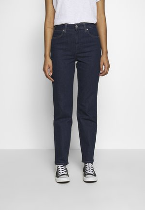 THE RETRO - Jeans Straight Leg - dark blue