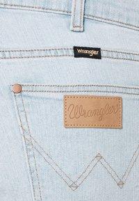 Wrangler - THE RETRO - Džíny Straight Fit - ballad blue - 5