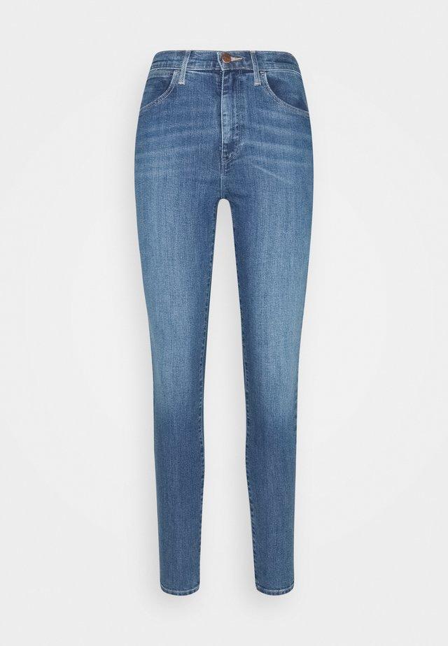 HIGH RISE BODY BESPOKE - Jeans Skinny Fit - blue