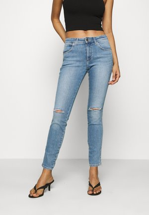 BODY BESPOKE - Jeans Skinny Fit - stoned