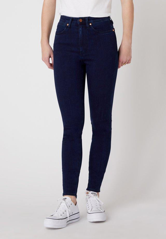 Slim fit -farkut - ink blue