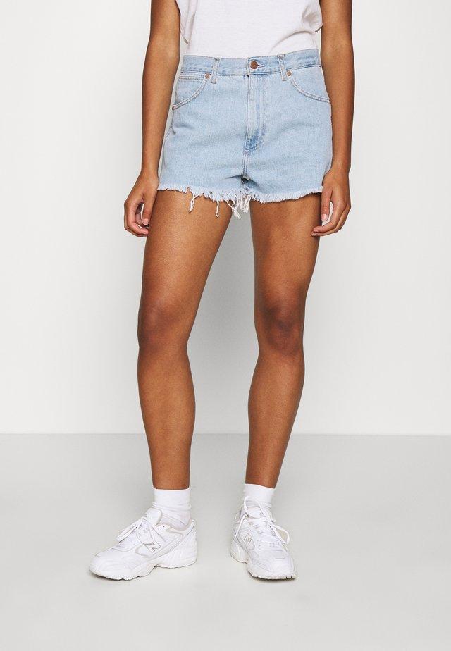 FESTIVAL  - Denim shorts - ballad blue