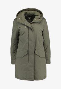 Wrangler - DUSTY  - Zimní kabát - olive - 5
