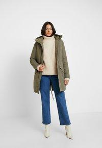 Wrangler - DUSTY  - Zimní kabát - olive - 1