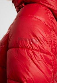 Wrangler - SHORT PUFFER - Light jacket - salsa red - 6