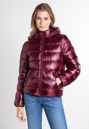 PUFFER - Giacca invernale - metallic red