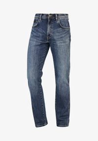Wrangler - ARIZONA STRETCH - Straight leg -farkut - burnt blue - 4