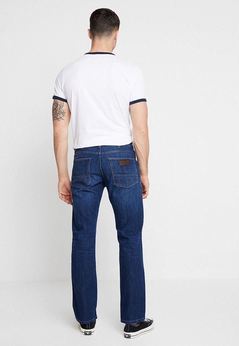 Droit Arizona Wrangler Bleu StretchJean sBdhCoQrxt