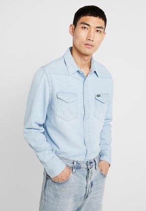 Skjorte - ocean blue