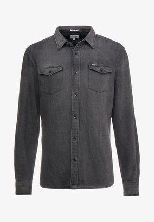 FLAP - Overhemd - black