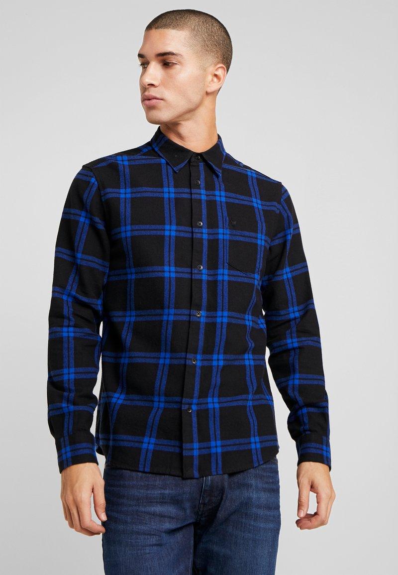Wrangler - Shirt - cobalt blue