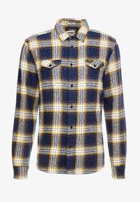 Wrangler - FLAP - Skjorta - dress blue - 3