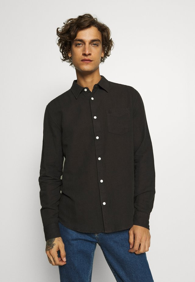 Košile - faded black