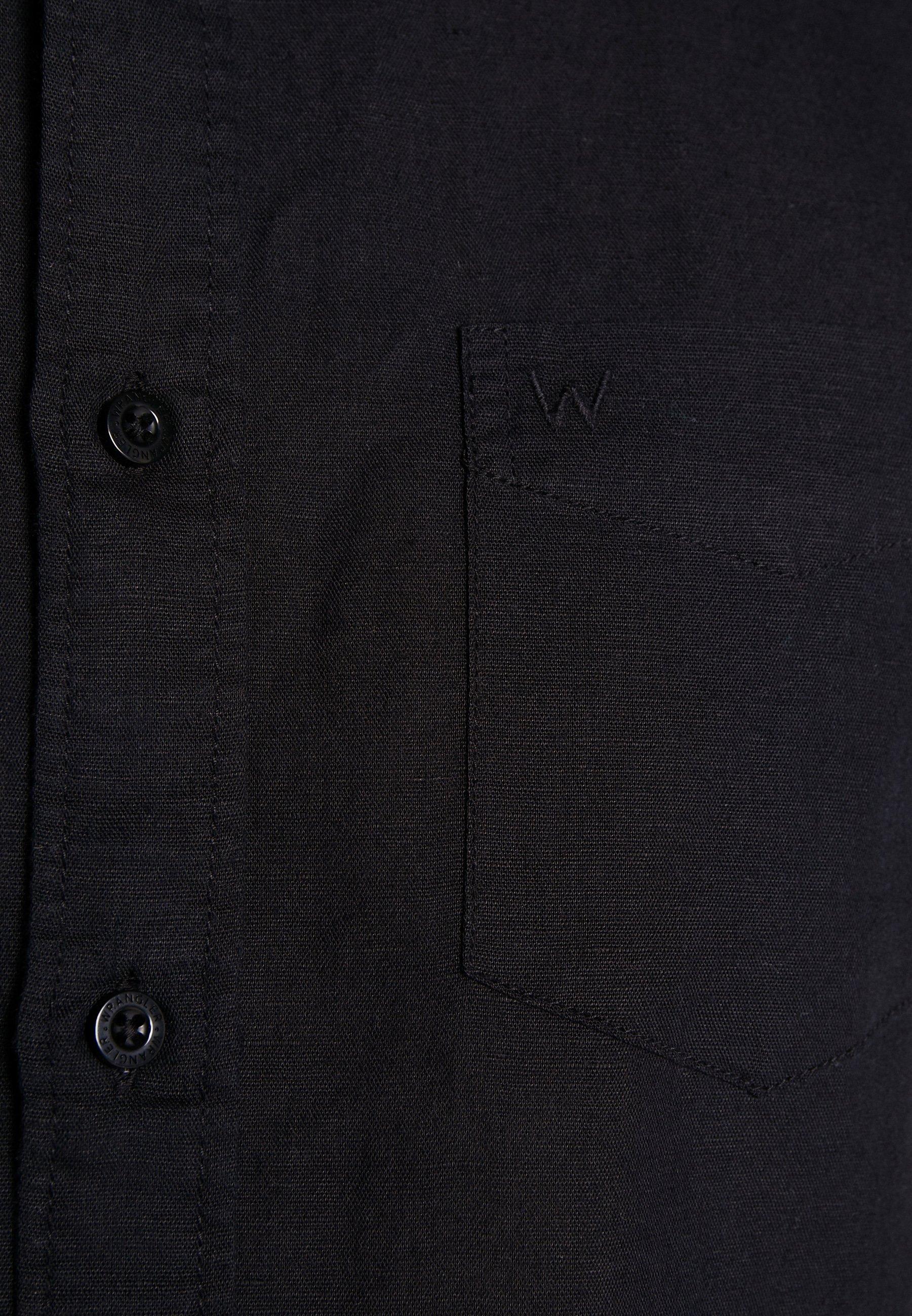Wrangler Koszula - black