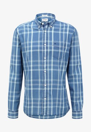 Koszula - blue topaz
