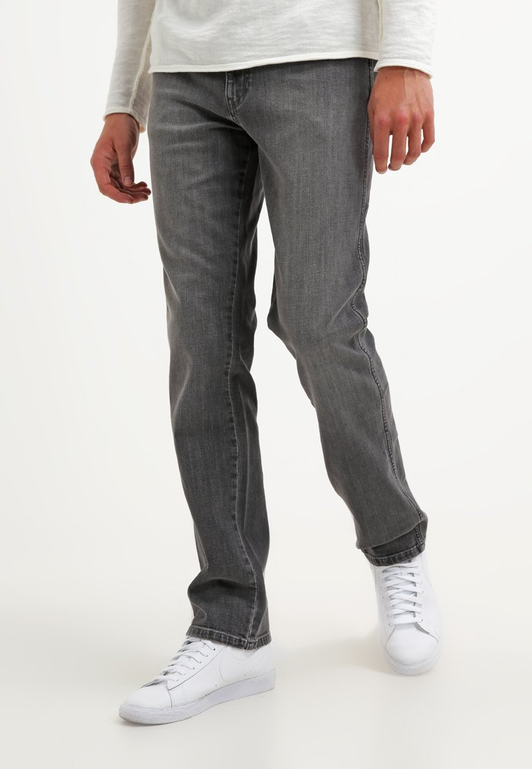 Wrangler - TEXAS STRETCH - Straight leg jeans - graze