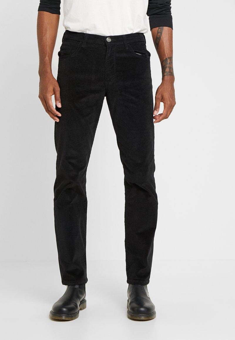 Wrangler - ARIZONA - Trousers - black