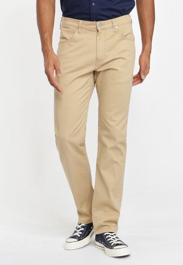 ARIZONA - Jeans Straight Leg - sand