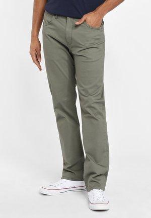 ARIZONA - Jeansy Straight Leg - duffelbag green