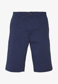 Wrangler - TEXAS CHINO - Shorts - peacoat indigo - 3