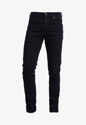 GREENSBORO - Jean droit - black back