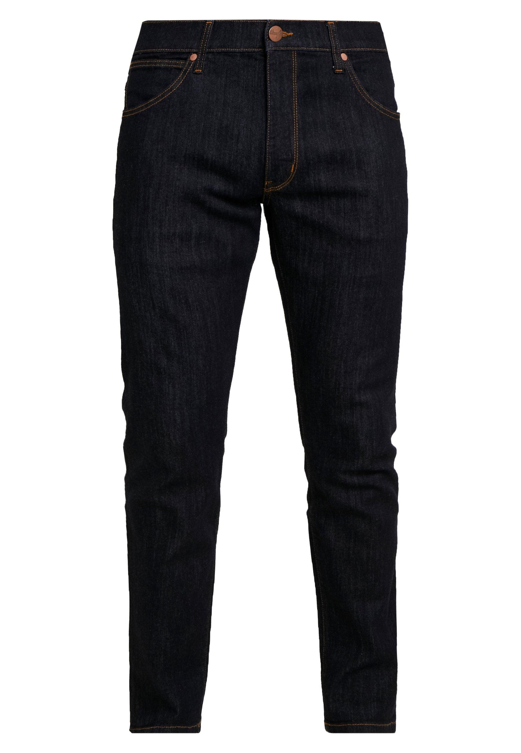 Wrangler Larston - Jeans Slim Fit Dark Rinse zHd2B