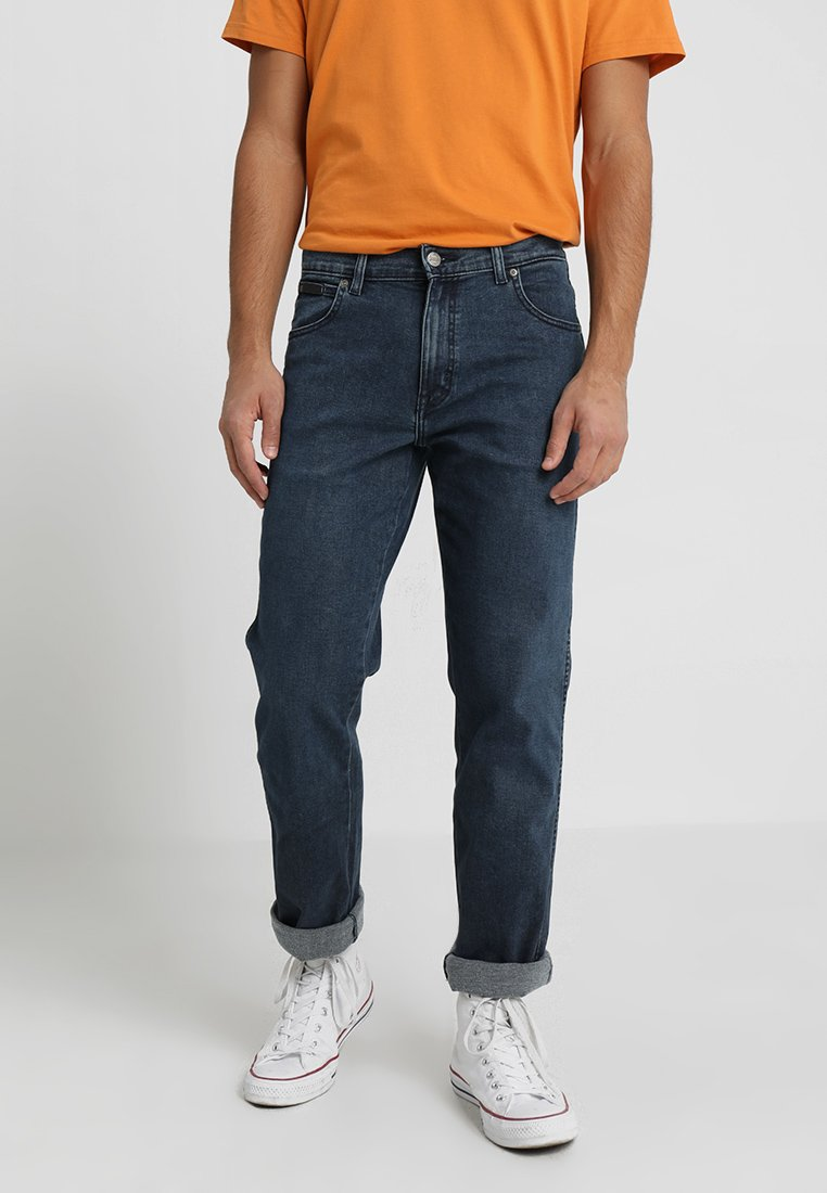 Wrangler - TEXAS - Straight leg jeans - sundance blue