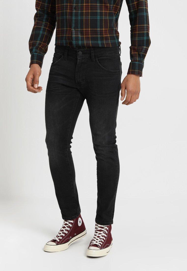 Wrangler - BRYSON - Jeans Skinny Fit - black saddle