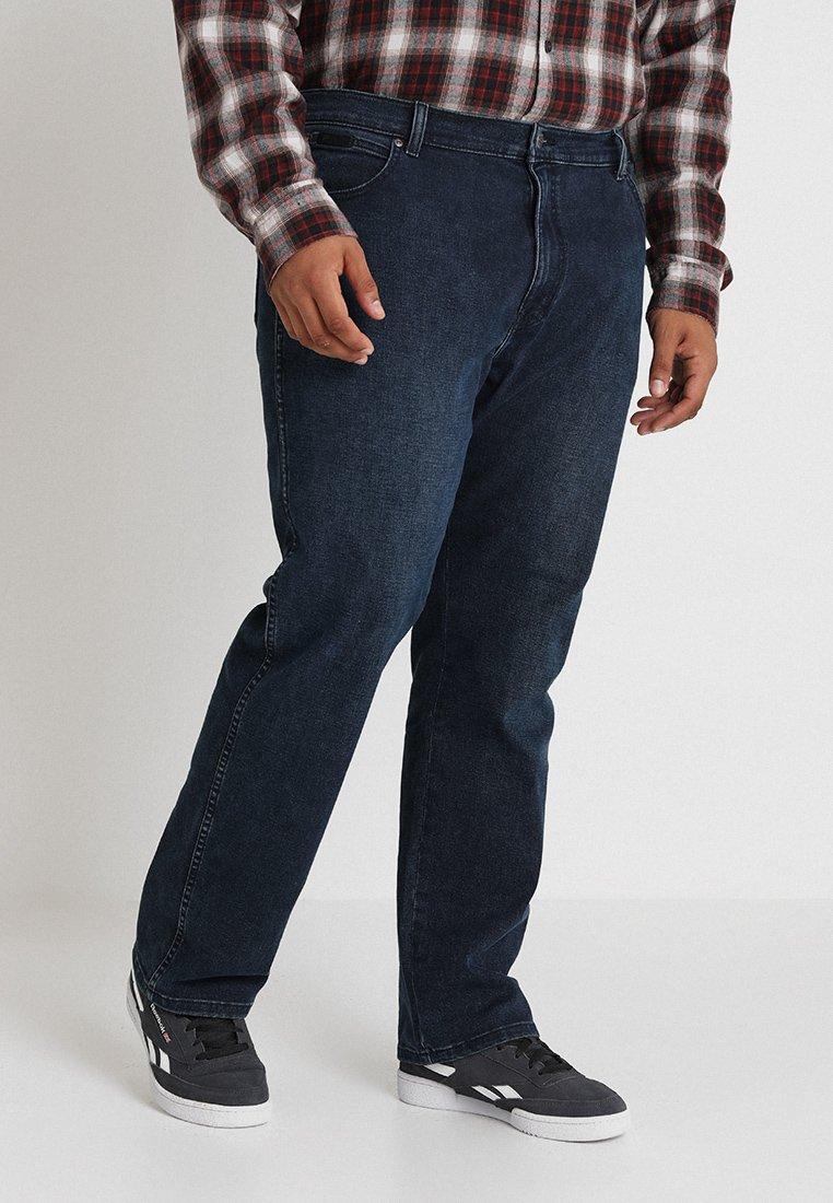 Wrangler - TEXAS - Jeans Straight Leg - sundance blue