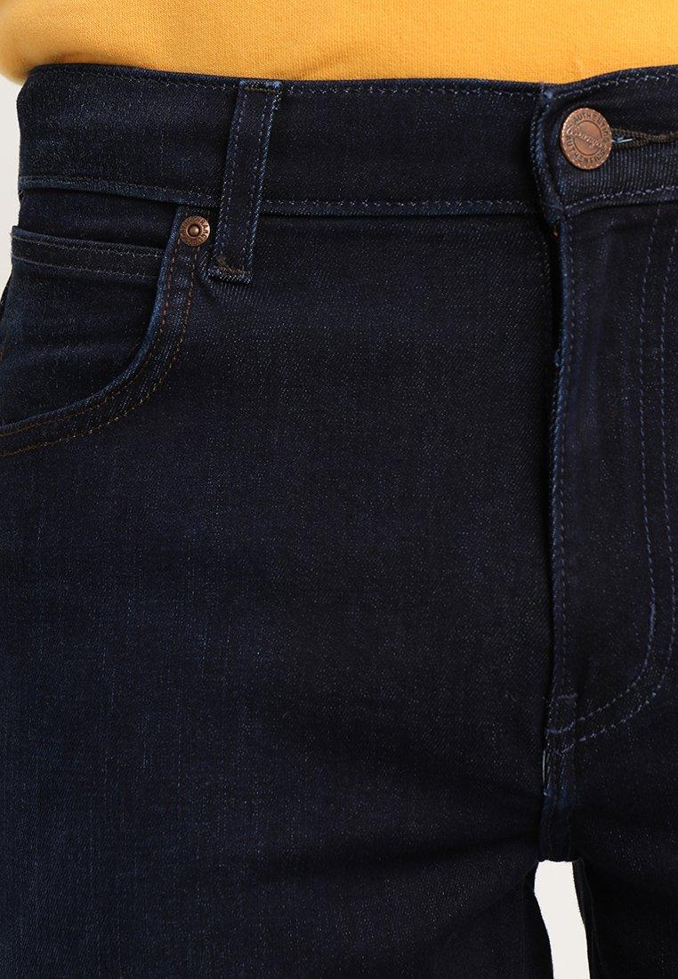 Wrangler Texas - Jeans Straight Leg Blue Denim