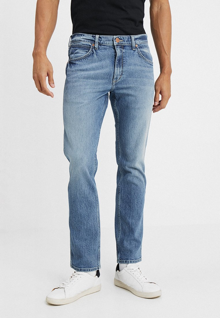 Wrangler - GREENSBORO - Jeans Straight Leg - lightbower