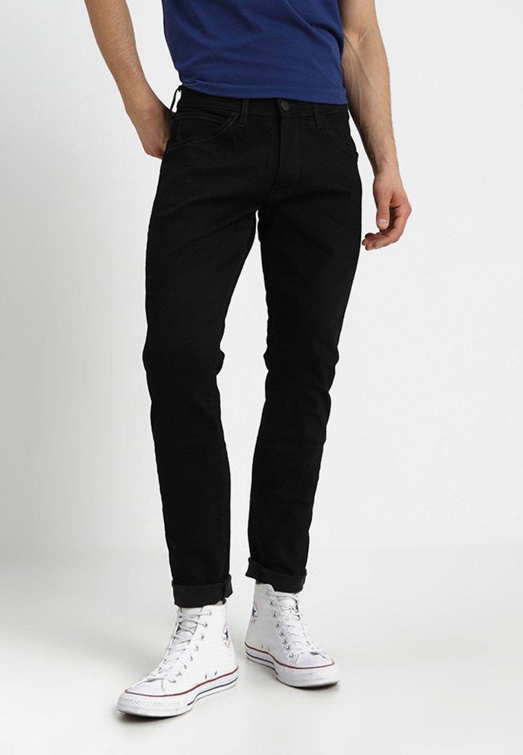 Wrangler - BRYSON - Slim fit jeans - black valley
