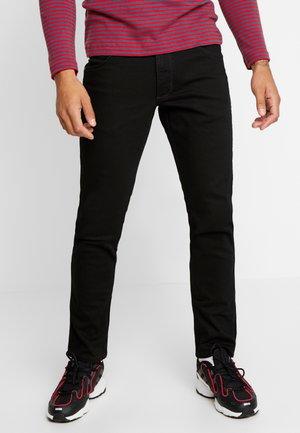 GREENSBORO - Jeansy Straight Leg - black valley