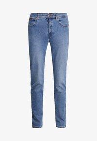Wrangler - TEXAS - Jeansy Straight Leg - blue yard - 3
