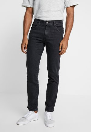 TEXAS - Jeansy Straight Leg - black